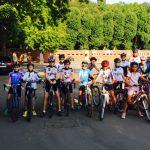Jeugd C klaar op de fiets Triatlon Vilvoorde